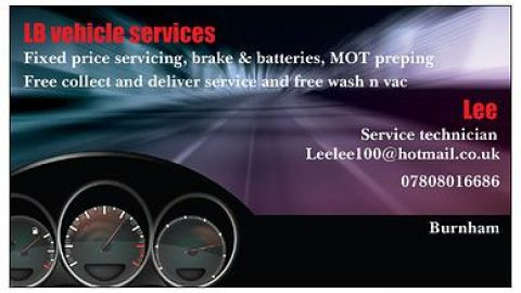 LB vehicle services
