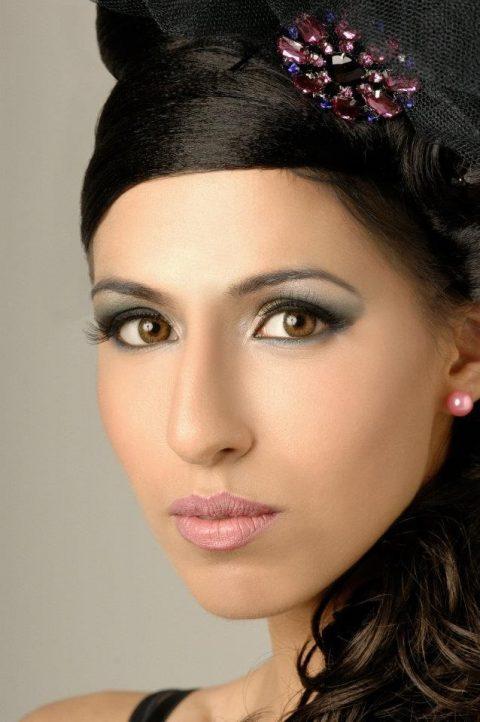 Pam Uppal professional freelance Hair and Make-up Artist