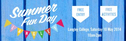 Summer fun day Langley college