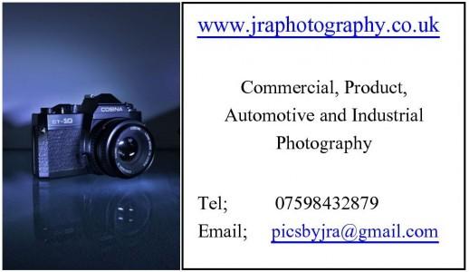 JRA Photography