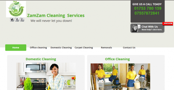 Zamzam Cleaning Services